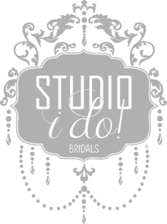 Studio I Do Bridals. Footer Logo