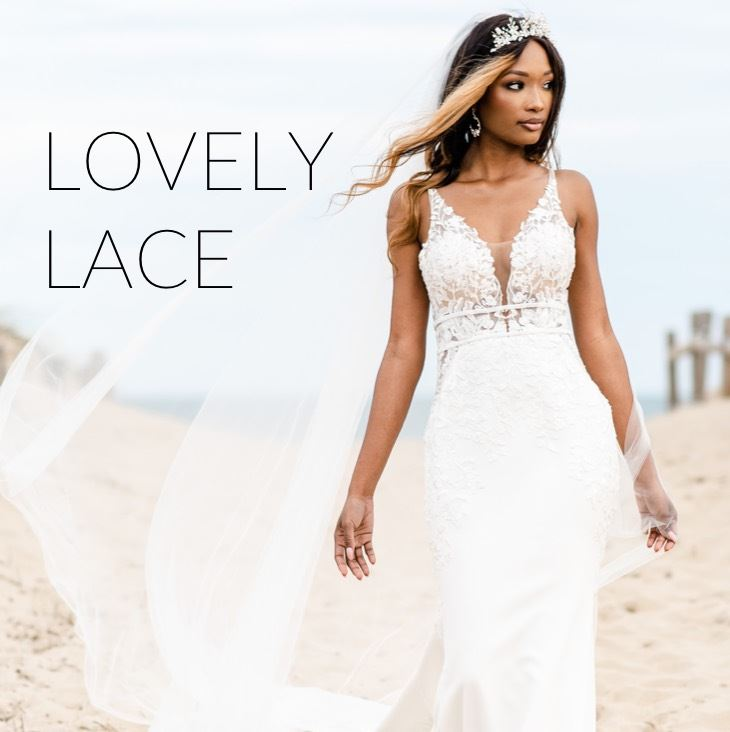 Lovely Lace Wedding Dresses